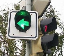 šipka semafor