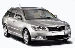 Škoda Octavia II kombi